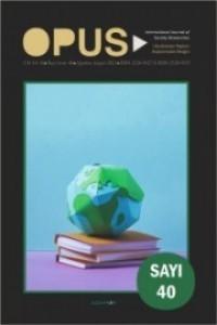 OPUS Uluslararası Toplum Araştırmaları Dergisi